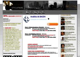Macetesparaconcursos.com.br thumbnail