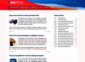 Macfreak.nl thumbnail