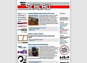Machdichschlau.at thumbnail