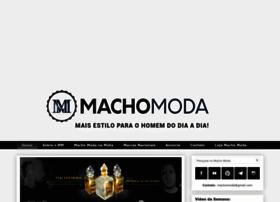 Machomoda.com.br thumbnail