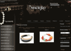 Maciejko-sklep.pl thumbnail