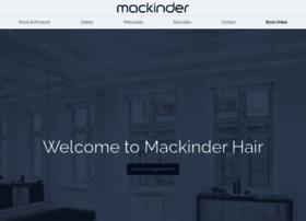 Mackinder.dk thumbnail