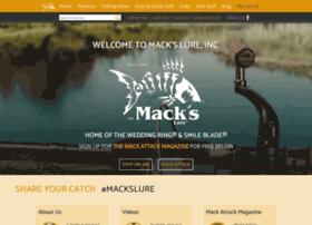 Mackslure.com thumbnail