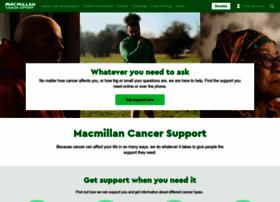Macmillan.org.uk thumbnail