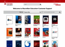 Macmillandictionary.com thumbnail