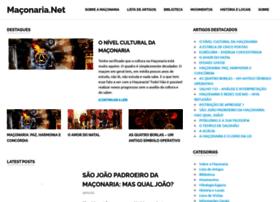 Maconaria.net thumbnail