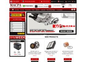 Macpa.co.uk thumbnail
