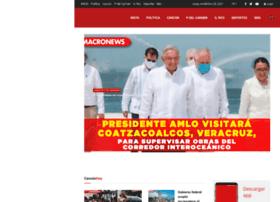 Macronews.com.mx thumbnail