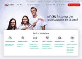 Macsf-exerciceprofessionnel.fr thumbnail