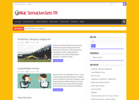 Macsonuclari.gen.tr thumbnail