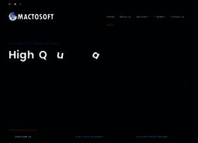 Mactosoft.com thumbnail