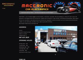 Mactronic.ie thumbnail