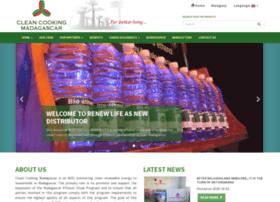 Madagascarethanolstoveprogram.org thumbnail