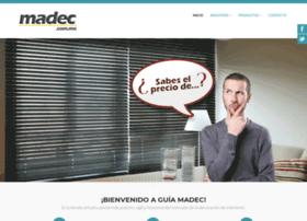 Madec.com.mx thumbnail