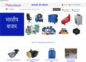 Madein-india.com thumbnail