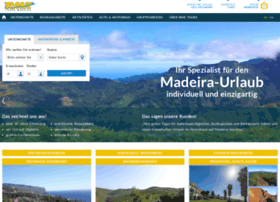 Madeira-rmktours.com thumbnail