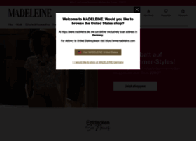 Madeleine.de thumbnail