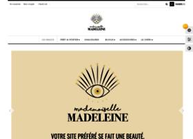 Mademoiselle-madeleine.fr thumbnail