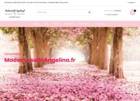 Mademoiselleangelina.fr thumbnail
