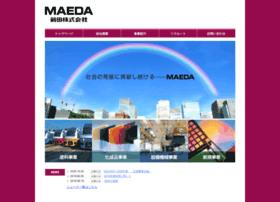 Maeda-c.co.jp thumbnail