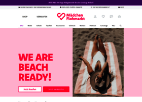Maedchenflohmarkt.at thumbnail
