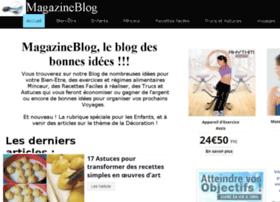 Magazineblog.fr thumbnail
