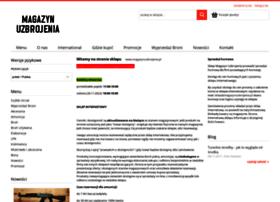 Magazynuzbrojenia.pl thumbnail