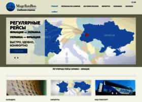 Magellanbus.com.ua thumbnail