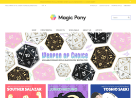 Magic-pony.com thumbnail