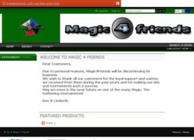 Magic4friends.be thumbnail