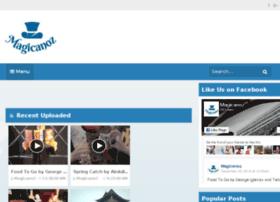 Magicanoz.com thumbnail