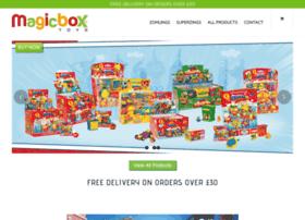 Magicboxstore.co.uk thumbnail