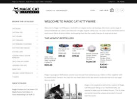 Magiccatkittyware.co.za thumbnail