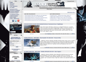 Magicfriends.net thumbnail