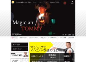 Magiciantommy.jp thumbnail