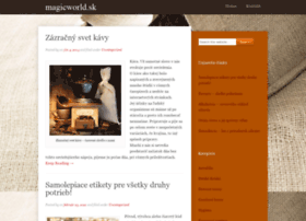 Magicworld.sk thumbnail