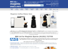 Magimix-spares.co.uk thumbnail