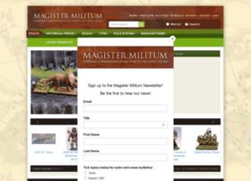 Magistermilitum.com thumbnail