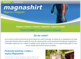 Magnashirt.si thumbnail