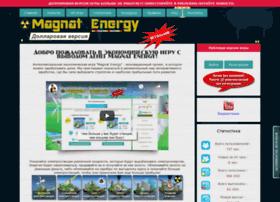 Magnatenergy.net thumbnail