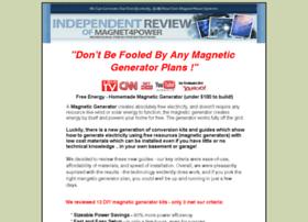 Magnet4power.net thumbnail