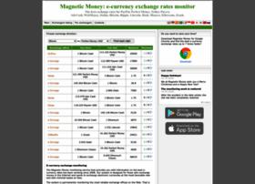 Magnetic-money.org thumbnail