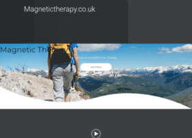 Magnetictherapy.co.uk thumbnail