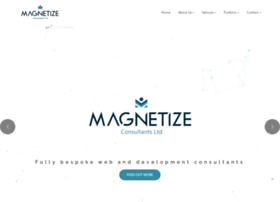 Magnetize.co.uk thumbnail