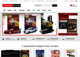 Magnetpress.sk thumbnail