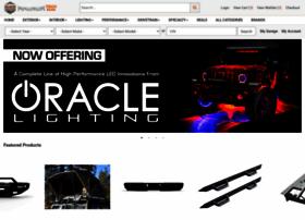Magnumtruckgear.com thumbnail