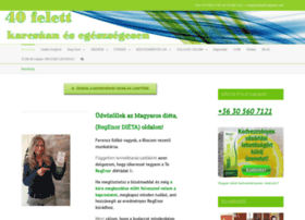 Magyarosdieta.hu thumbnail