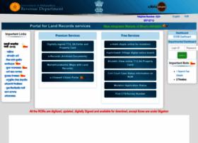 Mahabhumi.gov.in thumbnail