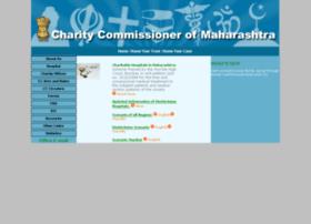 Mahacharity.gov.in thumbnail