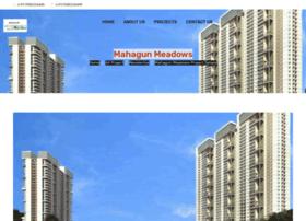 Mahagunmeadows.net.in thumbnail